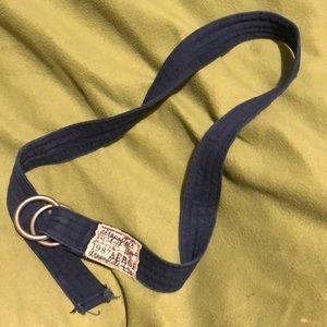 Blue Aeropostale Belt